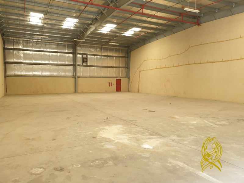 Large and Fully Fitted Warehouse for Storage at DIP 2