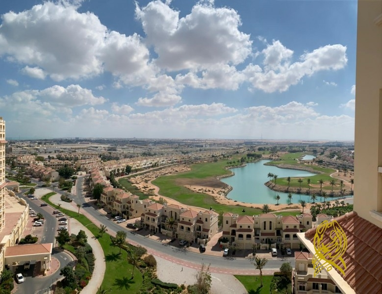 1 Bedroom with Lagoon View in Royal Breeze at Al Hamra