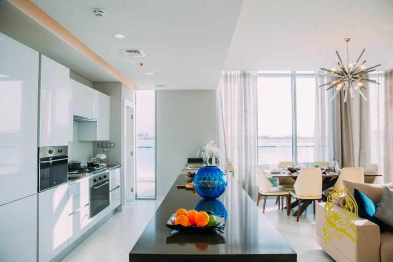 Waterfront Apartments | High-End | Tranquil Living at D1