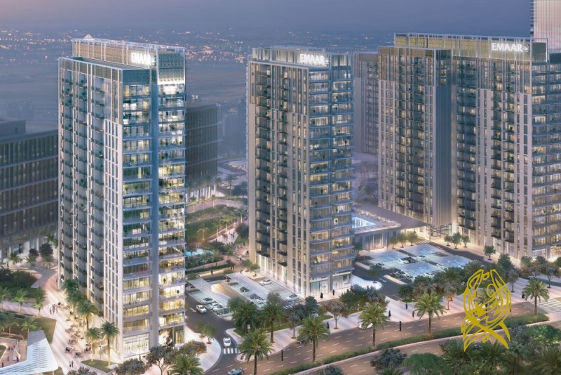 Luxurious 1 Bedroom in Park Heights at Dubai Hills