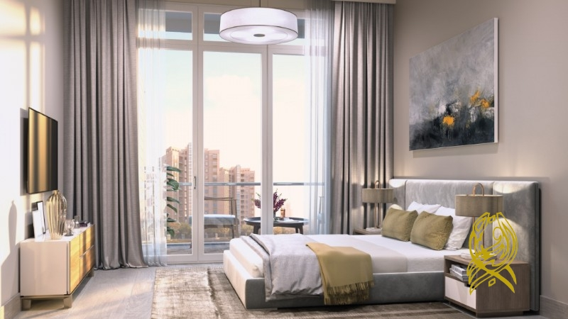 Pay in 5 Years for Furnished Studio in Bayt,Sports City