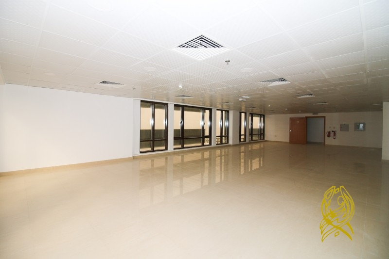 Fully Fitted Office in Sheikh Zayed Road Close to Metro