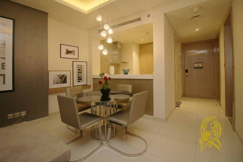 Fabulously Furnished 1 Bedroom in Damac Towers-Business Bay