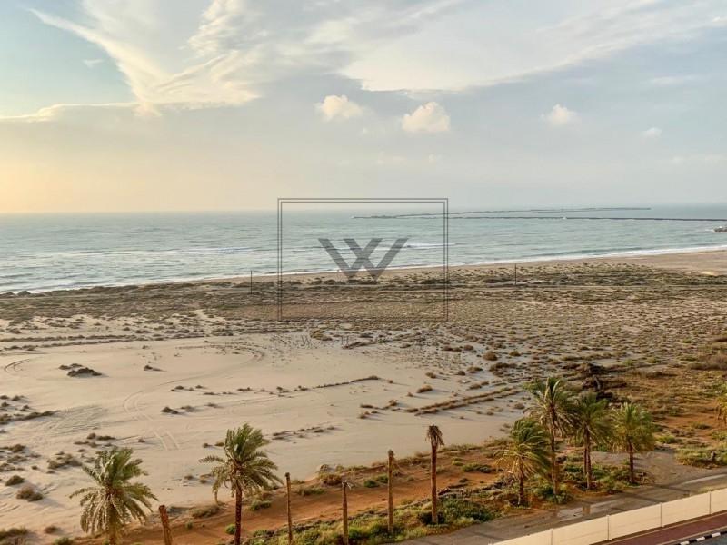 Studio with Full Sea View in Royal Breeze at Al Hamra