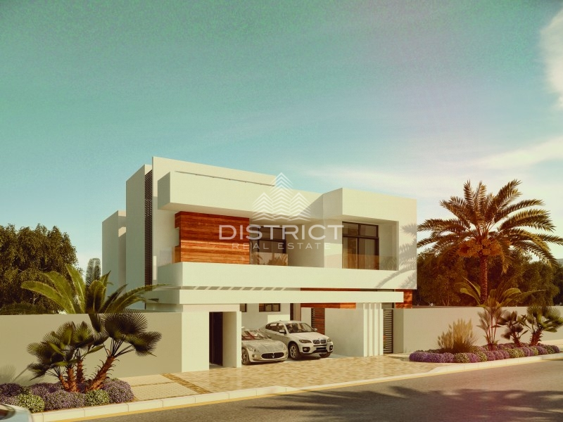 Villa in West Yas for Sale - New Project