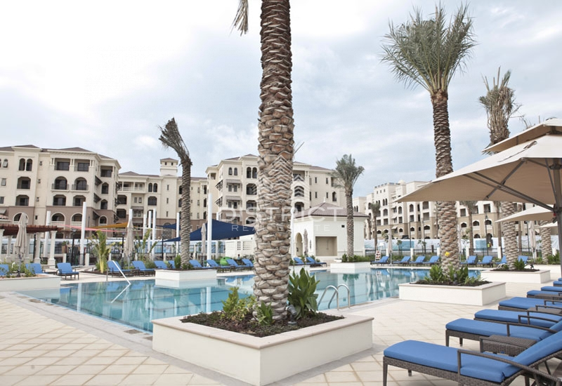 Extra large One bed apartment in Saadiyat Beach
