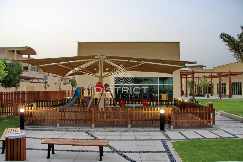 Abu Dhabi, Al Raha Gardens,