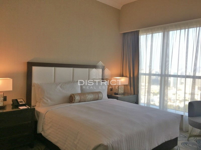 Furnished One Bedroom Executive Apartments