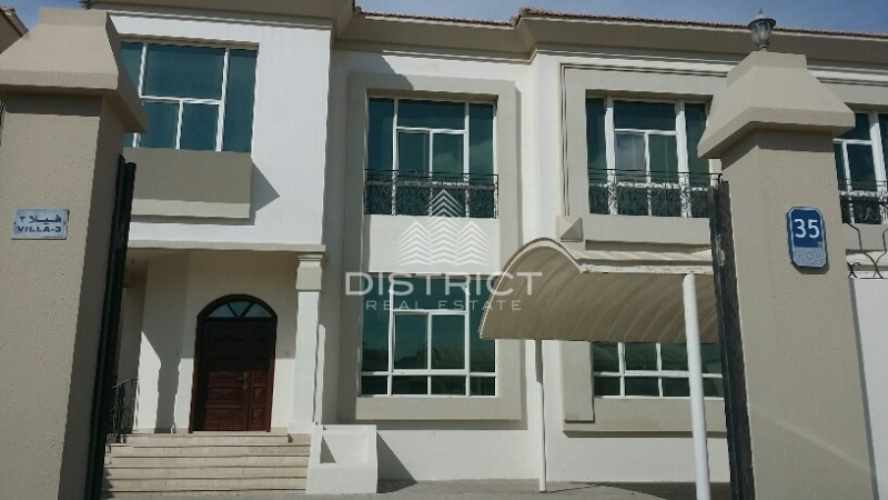 6 BR Villa with Private Entrance & Parking