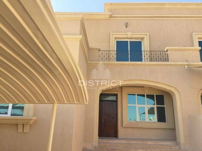Vacant Five Bedroom Villa for Rent  in MBZ