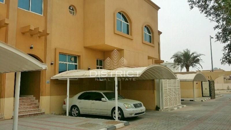 Huge  Villa w/ Private Pool in Khalifa A