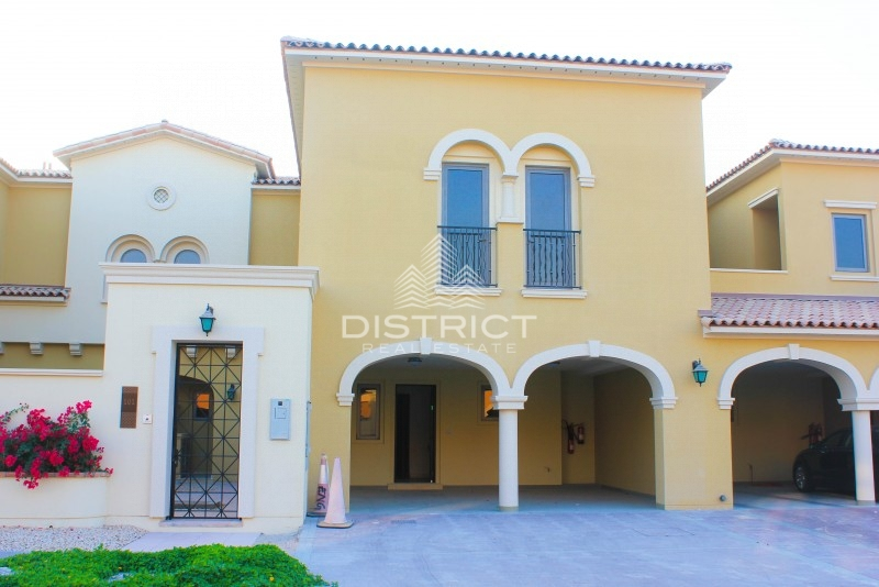 4BR Townhouse Available For Sale at Saadiyat