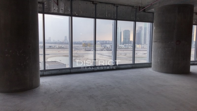 Spacious Commercial Unit in ADDAX Tower.