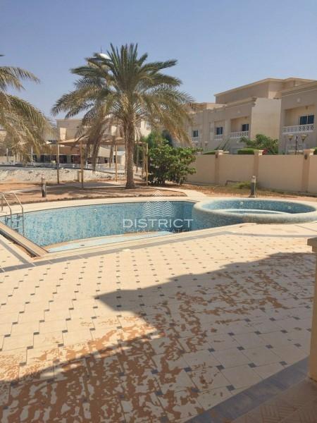 Abu Dhabi, Marina Village,