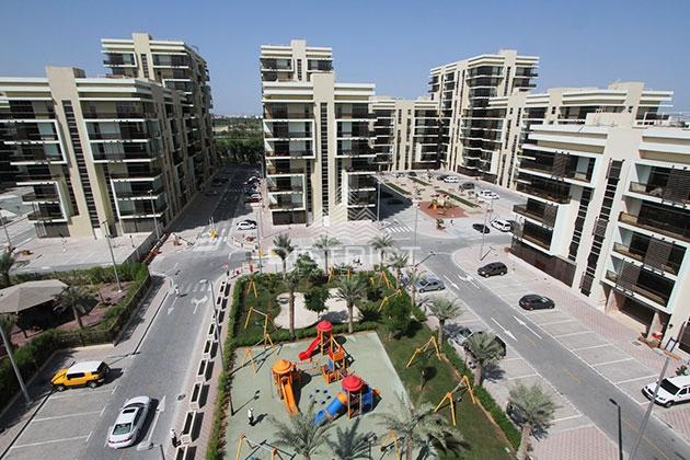 Abu Dhabi, Khalifa City A,