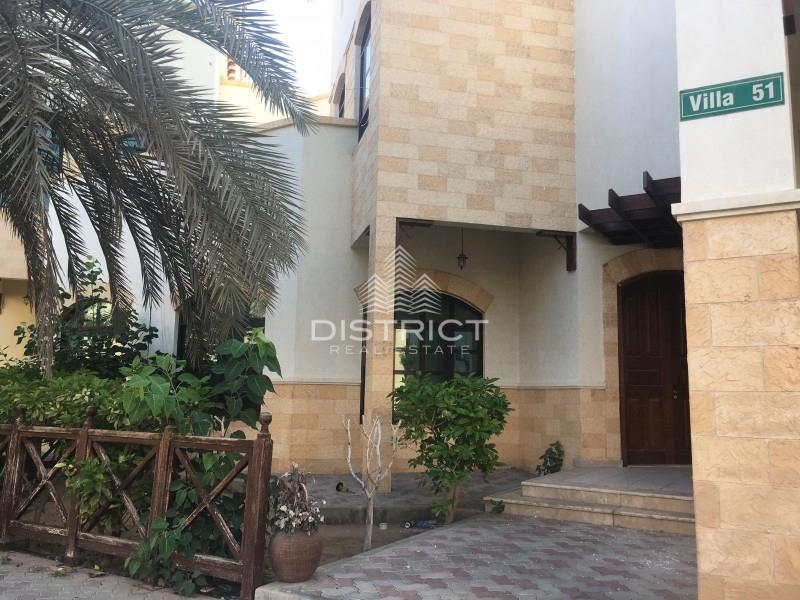 4 Bedroom Villa in Khalidiya - Up to 4 Payments