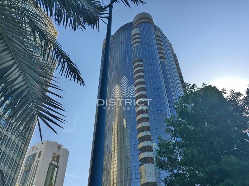 Abu Dhabi, Corniche Road,