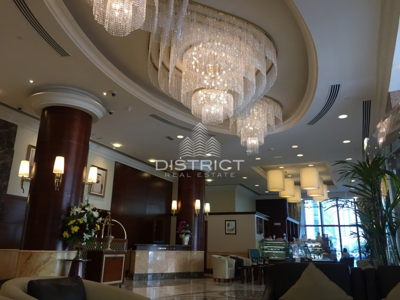 Furnished Hotel Apartment Available for Rent