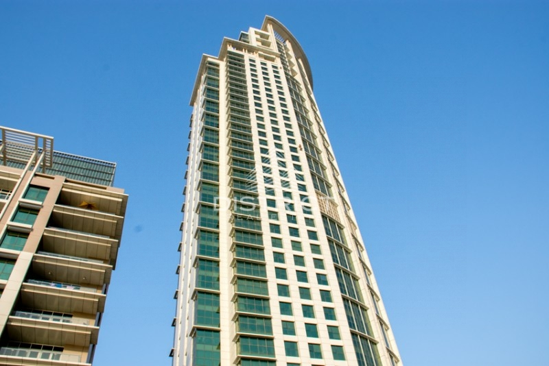 2 Cheques - High Floor 1 BR in RAK Tower