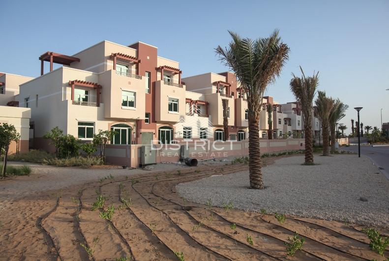 Terraced Studio in Al Ghadeer near EXPO 2020