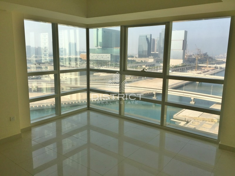 3 Cheques - 2BR Apartment in Bay View Tower