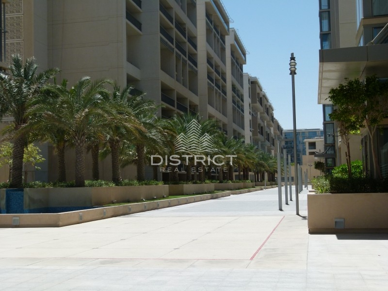 Al Zeina 2BR Duplex Apartment Available Now