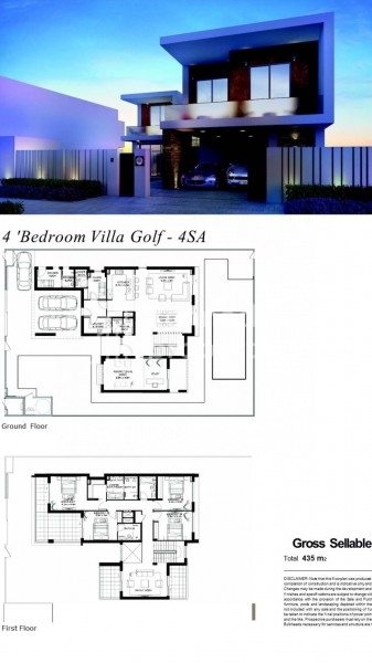 5Br Stand A Villa of plan 0% commotion!!