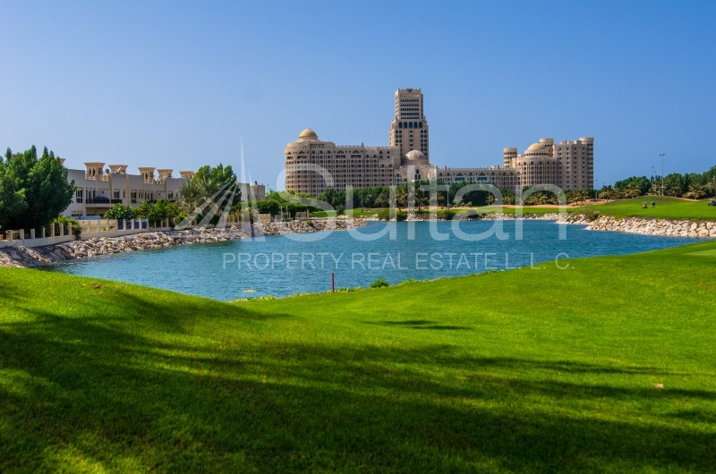 Luxury Studio With Golf View In Palace Beach Residence