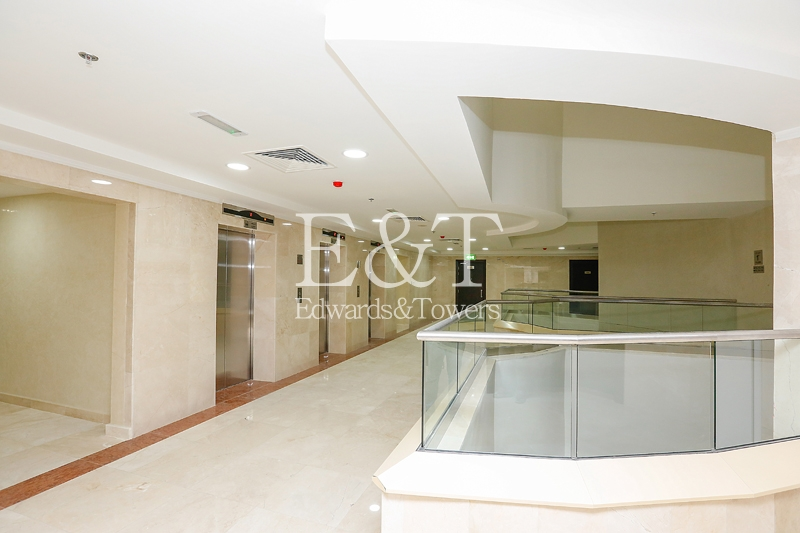 Exclusive Office Unit in Brand New Building