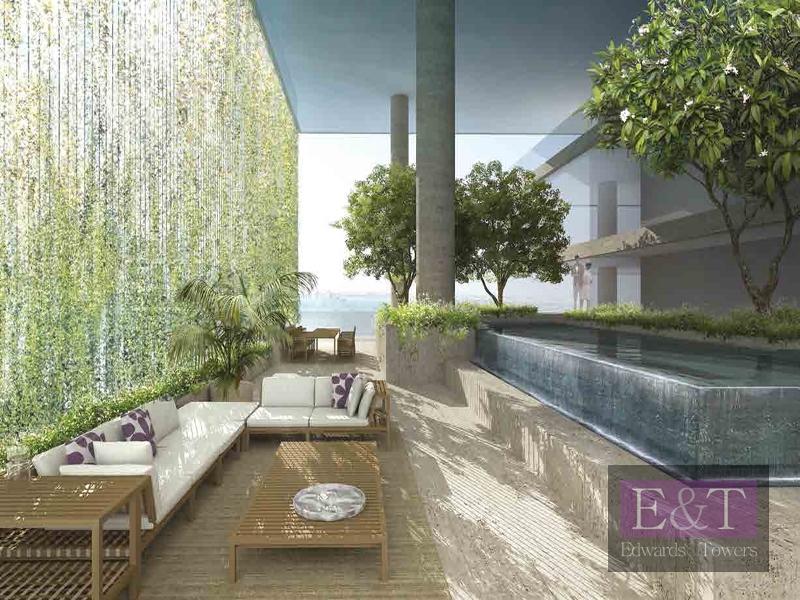 Beautiful 3 BR Waterfront Apt|Q2 2018, PJ