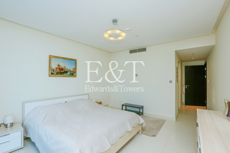 High floor|Unfurnished|Spacious layout
