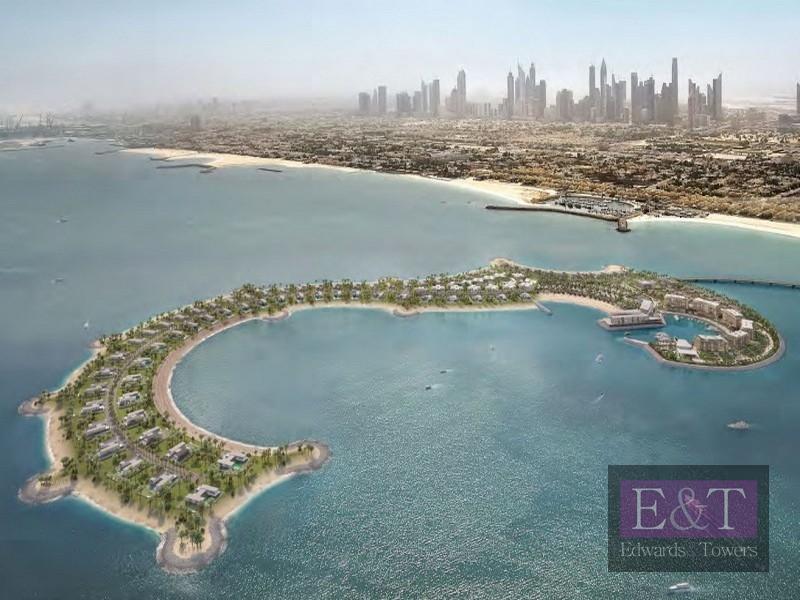 Huge Residential Plot|Full Sea view |JBI