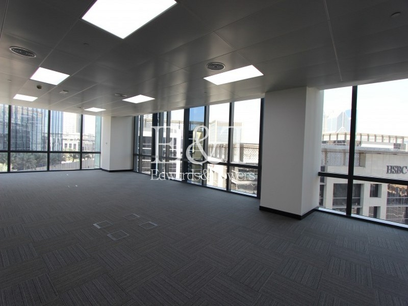 Fully Fitted Office in BLVD Plaza T1, DT