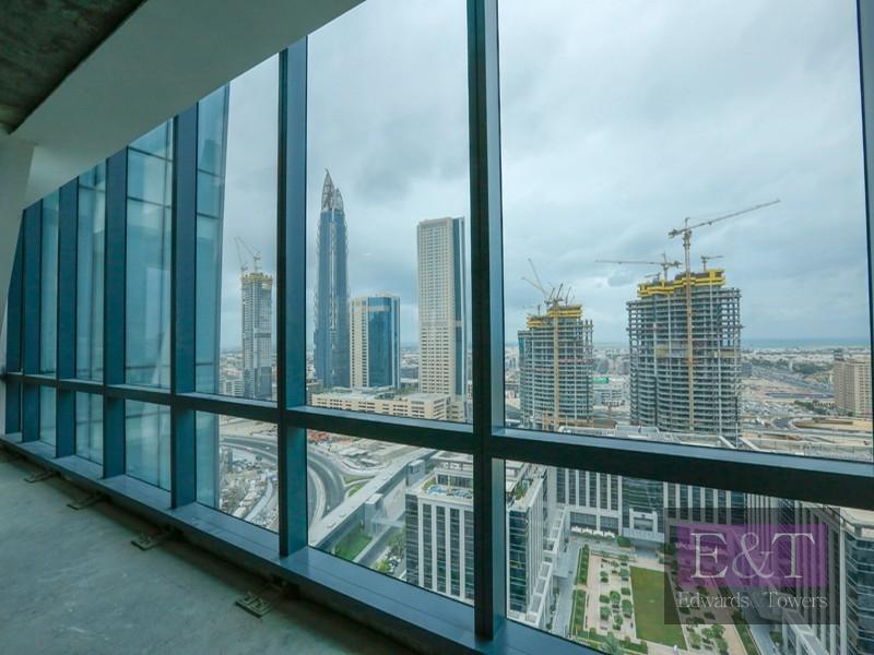 Office|Burj Khalifa view|BLVD Plaza T1|DT