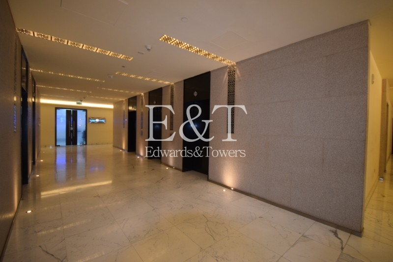 Fully Fitted Office Bldg 4, Emaar Square