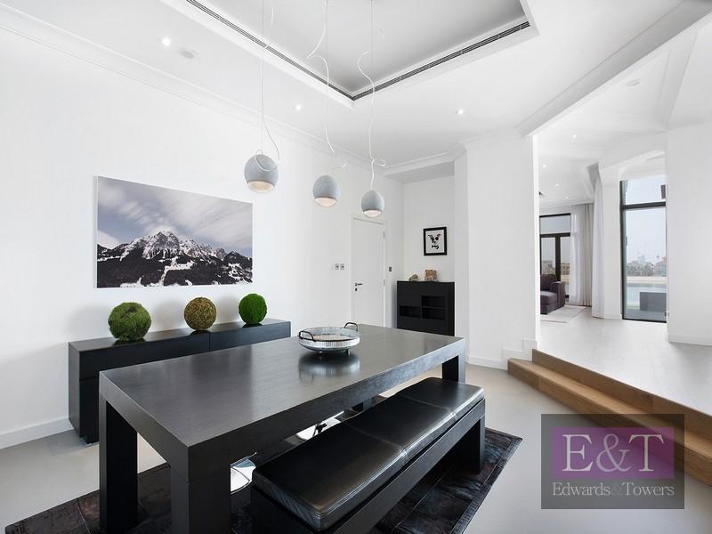 EXCLUSIVE! Unique Gallery View Tip Villa