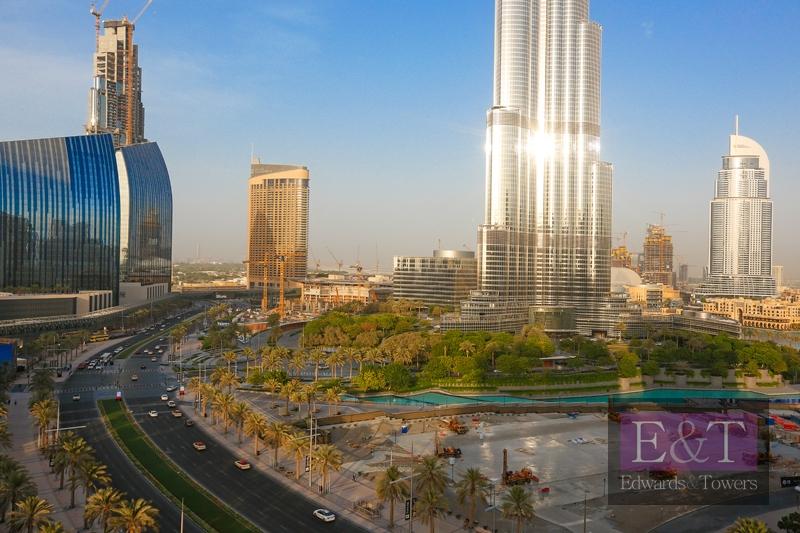 03lay-out   Burj Khalifa view   Vacant