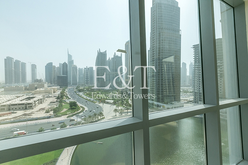 Excellent Fitted with Balcony -Metro JLT