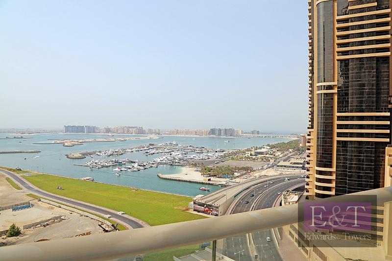 Full Sea Views/High Floor/Available now/