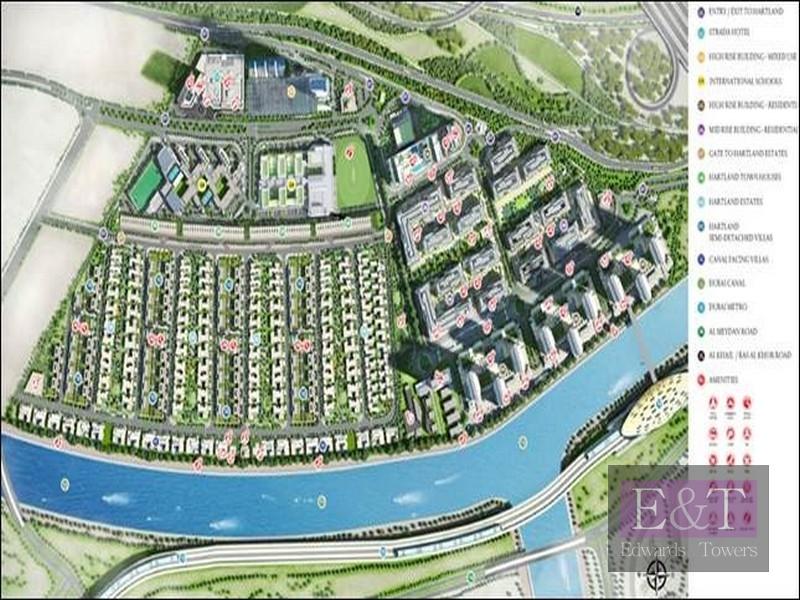G+48 Plot|Facing Canal|Sobha Hartland|MBR