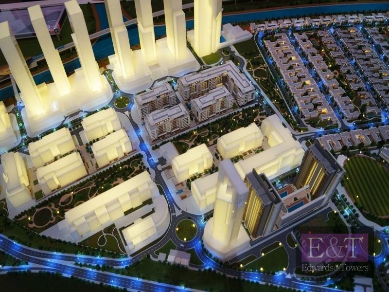 Residential G+48 Plot Sobha Hartland MBR