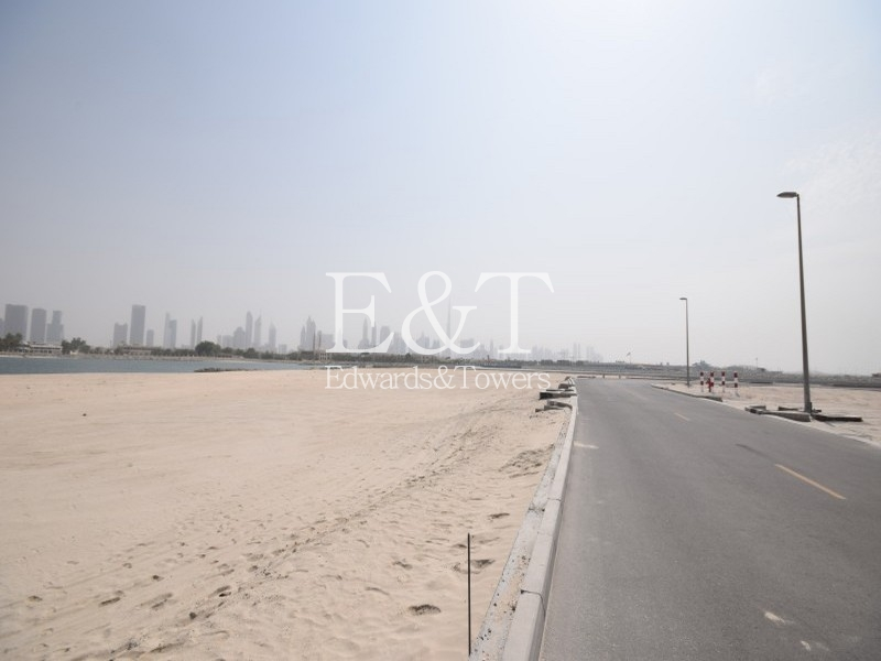 Amazing Plot for Sale |   Pearl Jumeirah