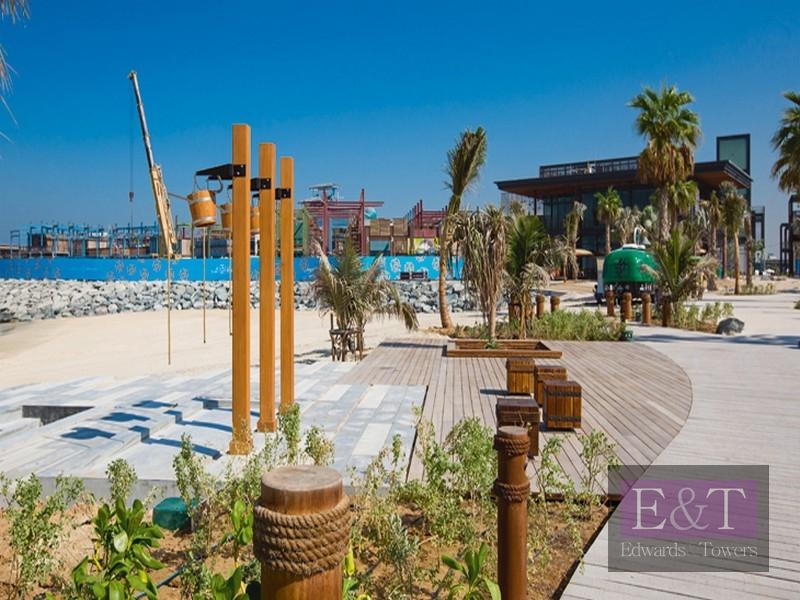 Available Plot Adjacent to Park , La Mer