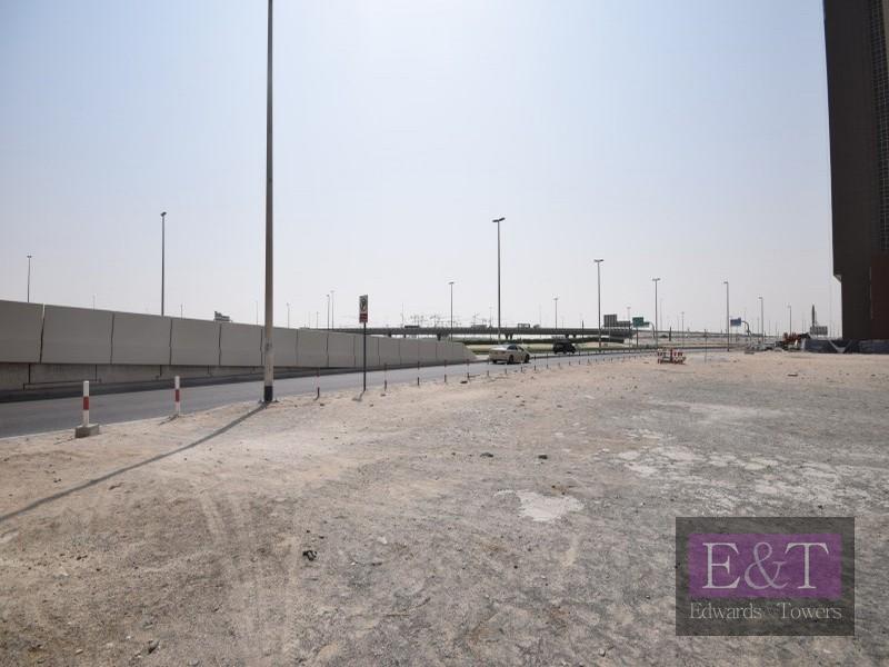 Canal Facing Mixed Use Plot,Business Bay