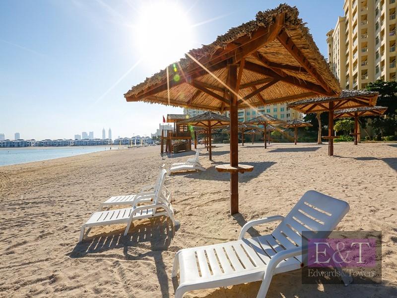 Vacant on Transfer Beach Access 2 BR  PJ