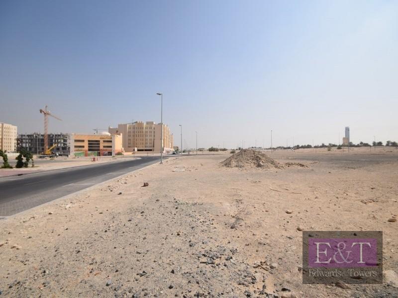 Corner Residential Plot for sale | Majan