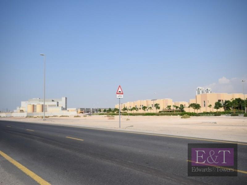 Villa Community Plot, Dubai Science City