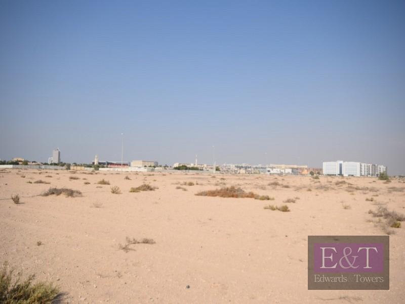 Huge G + 8 Residential Plot for Sale,DSC