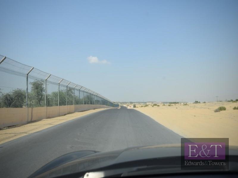 Mixed-Use Plots|Nad Al Sheba Gardens, NS
