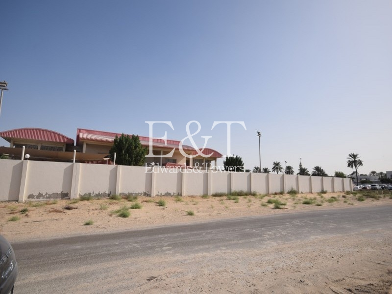 Mansion Plot|Available To Build|Al Mamzar